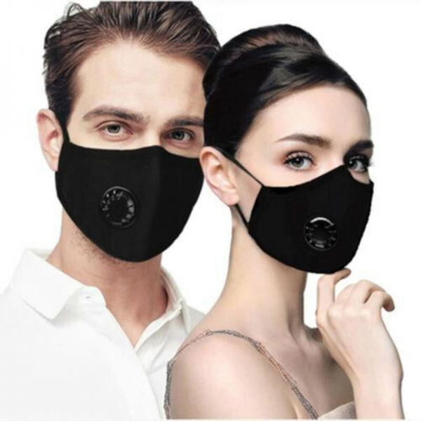 New Adjustable Anti PM2.5 Anti-dust Mouth Masks Breathable Anti-haze Face Mask