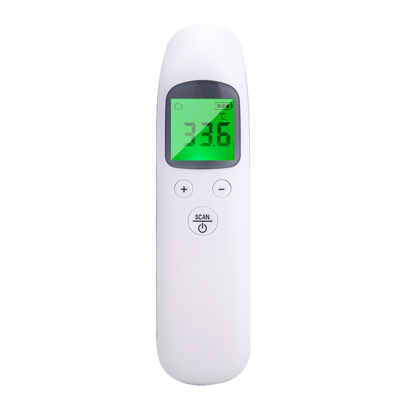 1pc New Digital Electronic Forehead Thermometer Household Kids Temperature Meter