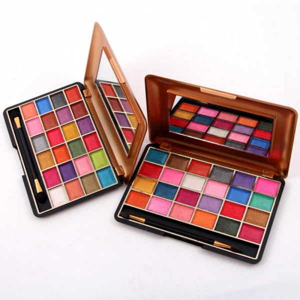 24 Colors Eyeshadow Palette Kit Professional Eye Shadow Makeup Pigment