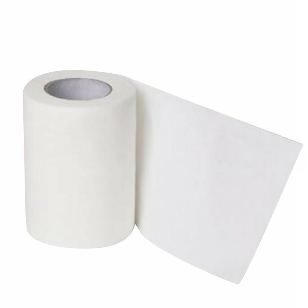 10 Rolls Of Toilet Paper Household Roll Paper White Wood Pulp Paper Towels