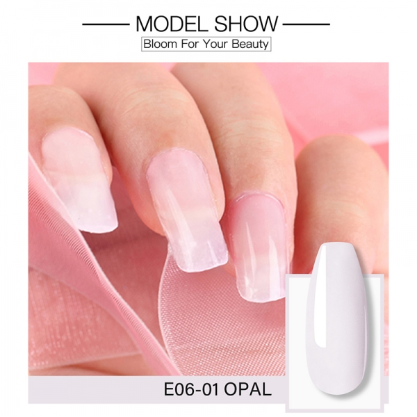 30ml Poly Gel Quick Building Nail Extension Camouflage UV/LED Polygel