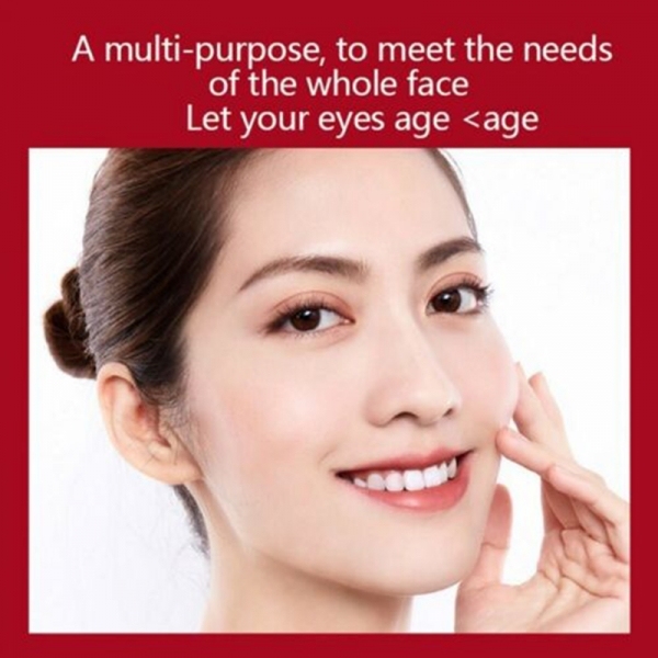 30pairs Pearl Collagen Gel Eye Mask Patch Anti Aging Puffiness Nourishing